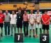 Badminton: piauienses conquistam medalhas em torneio no México