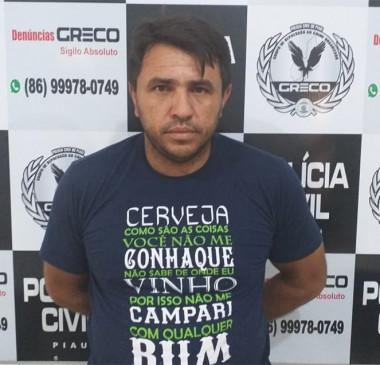 Foragido que assaltou joalheria no Carvalho é preso em Teresina