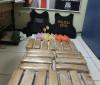 Polícia apreende 31 tabletes de drogas dentro de ônibus em Oeiras
