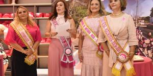 Tânia Miranda é a nova madrinha do Outubro Rosa 2019
