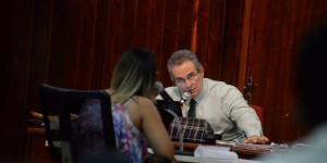 Caso Lara: Réu diz em interrogatório que jovem era garota de programa