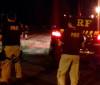 Colisão entre caminhão e moto deixa um morto na BR-316