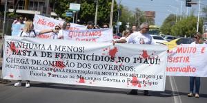 Família de Vanessa Carvalho, vítima de feminicídio, faz ato em busca de justiça
