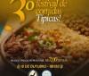 Festival da Comida Típica e dos Cantores da Terra acontece amanhã