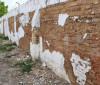 Moradores temem queda de muro do cemitério São José, na zona norte