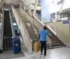 Passageiros reclamam da falta de acessibilidade no metrô de THE