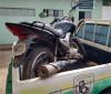 Polícia Militar recupera motocicleta roubada em União