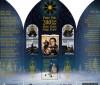 Selo brasileiro de Natal dos Correios é premiado na Itália