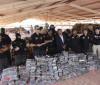 Polícia Civil incinera mais de 1 ton. de cocaína apreendida em Teresina
