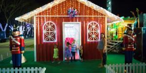 Programação de Natal em Teresina inclui opções para toda família