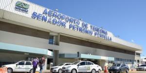 Aeroporto de Teresina apresenta crescimento no fluxo de passageiros
