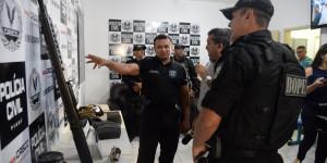 Greco: Fuzil apreendido avaliado em R$ 200 mil pode derrubar aeronaves