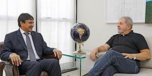 Lula quer PT afastado do senador Ciro Nogueira, diz site O Antagonista