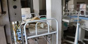 MP encontra irregularidades em obras na UTI da Maternidade Evangelina Rosa