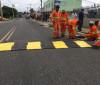 Prefeitura de Teresina instala primeira lombada ecológica