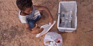 Agentes de Proteção combatem trabalho infantil no Carnaval de Teresina