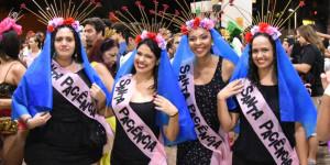 Com chuva, Bloco Sanatório Geral revitaliza carnaval de Teresina
