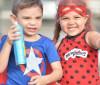 Identificação garante carnaval tranquilo para as crianças