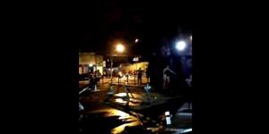 Jovem é baleado durante festa carnavalesca no Dirceu; veja o vídeo