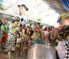 Mais de 10 mil pessoas curtem o carnaval do Eldorado Park
