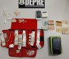 Polícia prende quadrilha que vendia drogas no cartão de crédito em THE