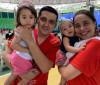Renascer Teresina reúne jovens e famílias no Ginásio Verdão