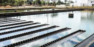THE amanhece com abastecimento irregular de água; ETA Sul está em manutenção