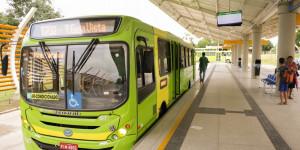 Coronavírus: fluxo de passageiros de ônibus coletivos cai 90% em Teresina