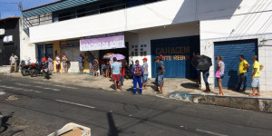 Teresina registra queda no índice de isolamento social e preocupa autoridades