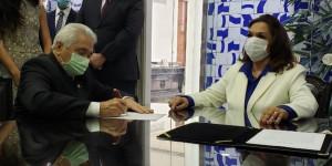 Eliane Nogueira é empossada como senadora na vaga de Ciro