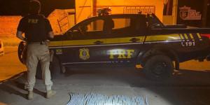 Dupla é presa com 48 explosivos em Valença do Piauí