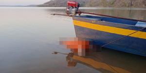 Bombeiros encontram corpo de pescador que morreu afogado na Barragem Salinas