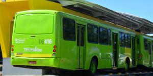 Empresas de ônibus entregam planilha sobre impactos financeiros à Strans