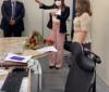Flora Izabel toma posse como conselheira no Tribunal de Contas do Estado