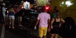 Motorista embriagado causou acidente entre carro e ônibus no PI, diz PRF