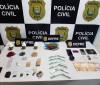 Polícia apreende drogas em abordagem a ônibus interestadual no Piauí