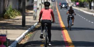 Sem ônibus, teresinenses apostam no uso de bicicletas como meio de transporte sustentável