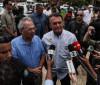 Ao lado de Guedes, Bolsonaro volta a defender auxílio Brasil de R$ 400