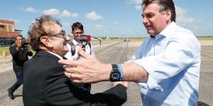 Ministro de Bolsonaro lança plano para desenvolver bacias do Parnaíba nesta segunda