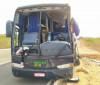 Ônibus que tombou e matou 3 pessoas estava regular e teria dado falha mecânica