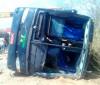 Ônibus tomba na região de Elizeu Martins e deixa ao menos quatro mortos na BR 135