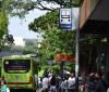 Passageiros chegam a gastar R$ 600 por mês com transporte alternativo
