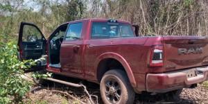 Picape avaliada em mais de R$ 400 mil é roubado na zona Leste de Teresina