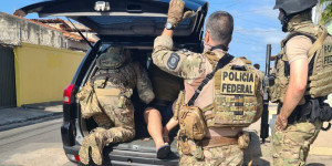 Polícia Federal prende foragido da Casa de Custódia em São Luís-MA