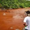 Plano de remoção de lama da Vale prevê ações até julho no rio Paraopeba