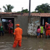 Chove em quatro dias o dobro do esperado para março em Parnaíba