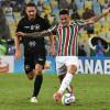 Fluminense e Botafogo empatam com gol de Ganso