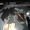 Foragido da Justiça é preso em ponto de vendas de drogas na zona Leste