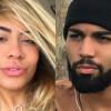Rafaella, irmã de Neymar e Gabigol são flagrados juntos no Maracanã
