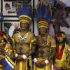 Marca portuguesa de porcelana lança coleção com índios caiapós da Amazônia